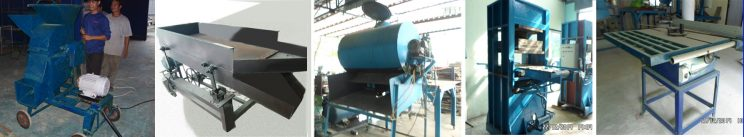 Rice Straw Board Productcion Line